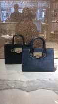 Jimmy Choo Casual Style Suede 3WAY Plain Leather Elegant Style
