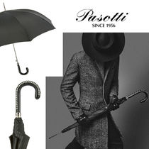Studded Plain Umbrellas & Rain Goods