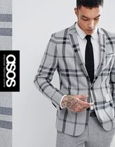 ASOS Other Check Patterns Blazers Jackets
