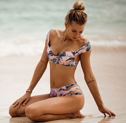 Flower Patterns Tropical Patterns Brazilian Swimwear