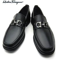 Salvatore Ferragamo Moccasin Leather Loafers & Slip-ons