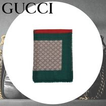 GUCCI Wool Scarves