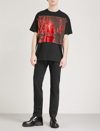 RAF SIMONS More T-Shirts Cotton T-Shirts 2