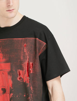 RAF SIMONS More T-Shirts Cotton T-Shirts 5