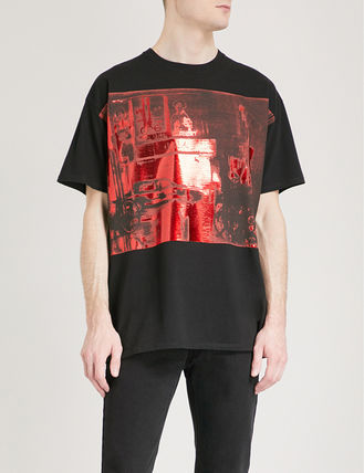 RAF SIMONS More T-Shirts Cotton T-Shirts 6