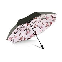 Flower Patterns Casual Style Umbrellas & Rain Goods
