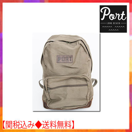 Plain Backpacks