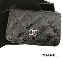 CHANEL MATELASSE Card Holders