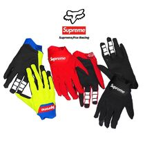 Supreme Street Style Collaboration Gloves Gloves