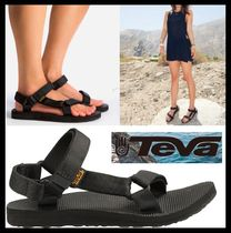 Teva Casual Style Street Style Sport Sandals Flat Sandals