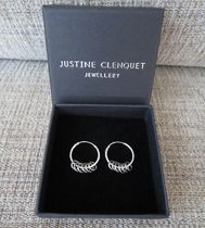 Justine Clenquet Unisex Earrings