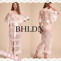 BHLDN Flower Patterns Plain Lace Slips & Camisoles