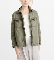 Abercrombie & Fitch Casual Style Plain Jackets