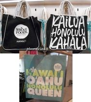 WHOLE FOODS MARKET Casual Style Cambus A4 Shoppers
