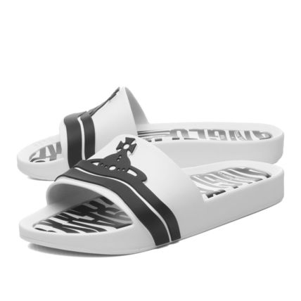 Casual Style Shower Shoes PVC Clothing Flat Sandals