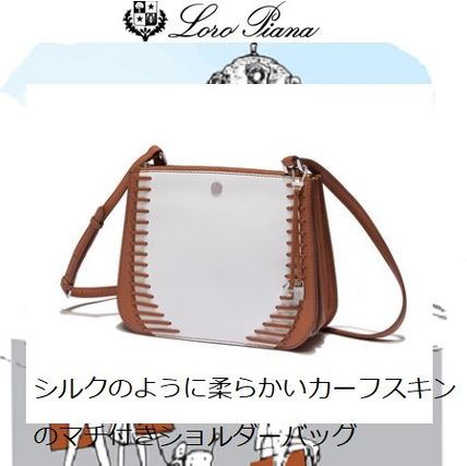 Leather Elegant Style Shoulder Bags