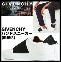 GIVENCHY Unisex Street Style Leather Sneakers