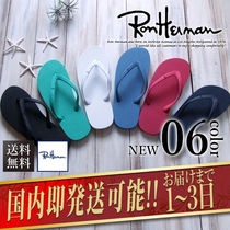 Ron Herman Casual Style Unisex Sandals
