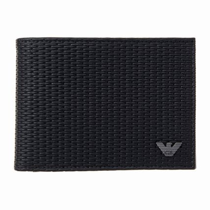 Unisex Plain Folding Wallets