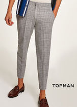 TOPMAN Printed Pants Patterned Pants