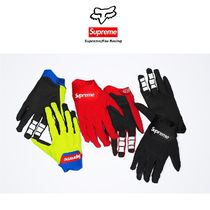 Supreme Unisex Street Style Collaboration Motorcycles & Cars