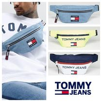 Tommy Hilfiger Denim Street Style Messenger & Shoulder Bags