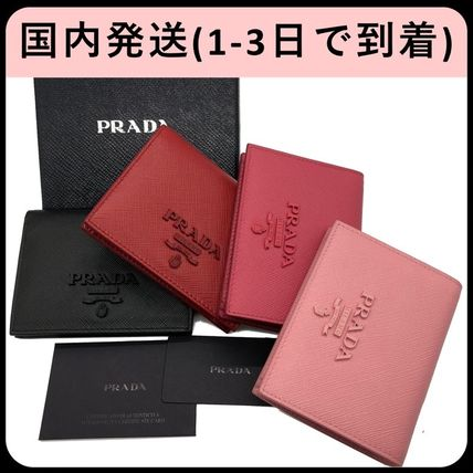 Saffiano Plain Folding Wallets