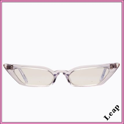 Unisex Cat Eye Glasses Sunglasses