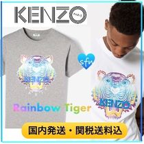 KENZO Other Animal Patterns Cotton Short Sleeves T-Shirts