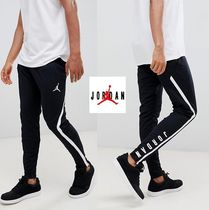 Nike AIR JORDAN Stripes Street Style Plain Joggers & Sweatpants