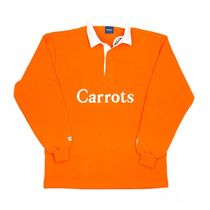 Carrots By Anwar Carrots Unisex Street Style Long Sleeves Plain Logos on the Sleeves