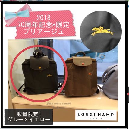 a34849e462dc4 Longchamp LE PLIAGE NYLON 2018-19AW Backpacks (1699 619) by tamiri ...