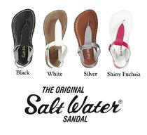 SALT WATER SANDALS Open Toe Leather Sandals Sandal