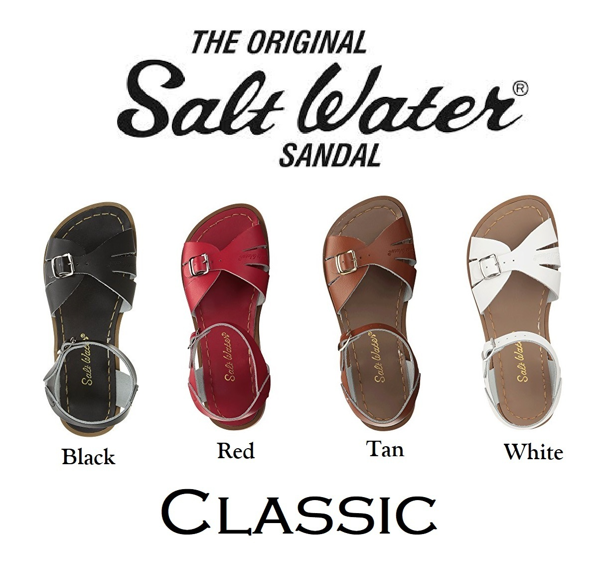 shop salt water sandals saltwaterclassic