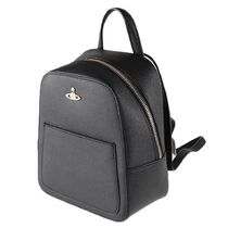 Vivienne Westwood Casual Style Leather Backpacks