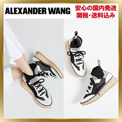 Round Toe Rubber Sole Casual Style Unisex Bi-color
