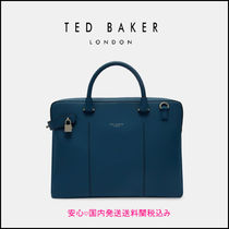 TED BAKER Plain PVC Clothing Business & Briefcases