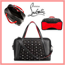 Christian Louboutin Studded Leather Totes