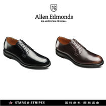 Allen Edmonds Plain Toe Street Style Plain Leather Handmade