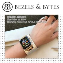 BEZELS & BYTES Leather Watches
