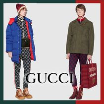 GUCCI Street Style Top-bottom sets