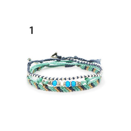 Casual Style Anklets