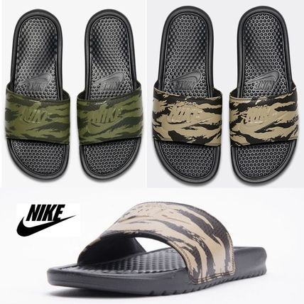 e1d68a2b9d75 ... italy nike shower sandals camouflage street style shower shoes shower  sandals 4f9dd 23516
