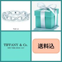 Tiffany & Co TIFFANY INFINITY Casual Style Silver Rings