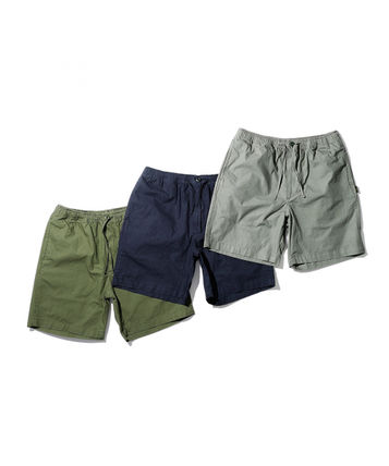 Plain Cotton Shorts