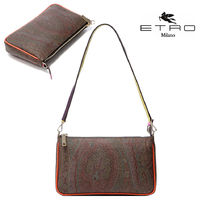 ETRO Paisley Party Style Shoulder Bags