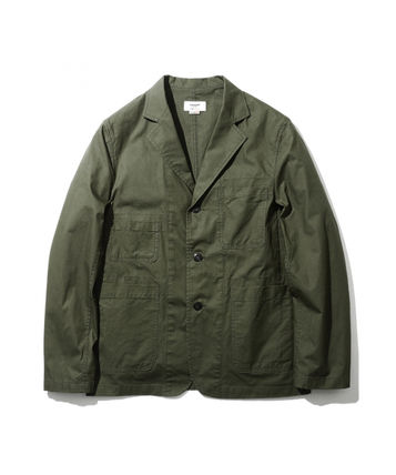 Short Plain Blazers Jackets
