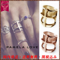 Pamela Love Casual Style Silver Rings