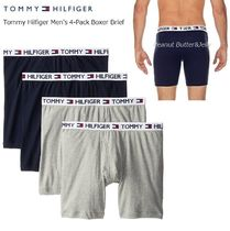 Tommy Hilfiger Street Style Plain Cotton Briefs