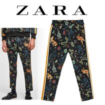 ZARA Joggers & Sweatpants